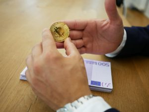 Transaktionsgebühren für Bitcoin